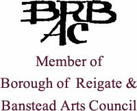 Member of Borough  of Reigate and Banstead Arts Council